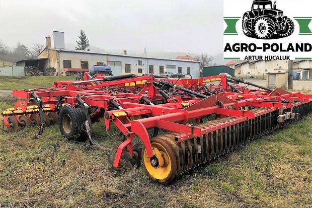Ogłoszenie rolnicze: VADERSTAD TOPDOWN TD 700 - 2011 ROK - 7 M