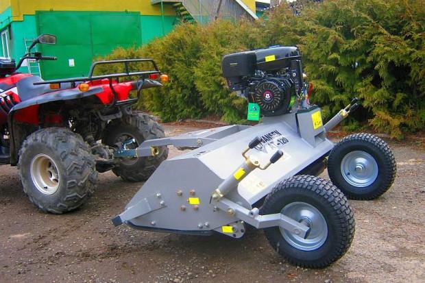 Ogłoszenie rolnicze: Kosiarka bijakowa do quadów, szerokość robocza 115cm. 15 KM
