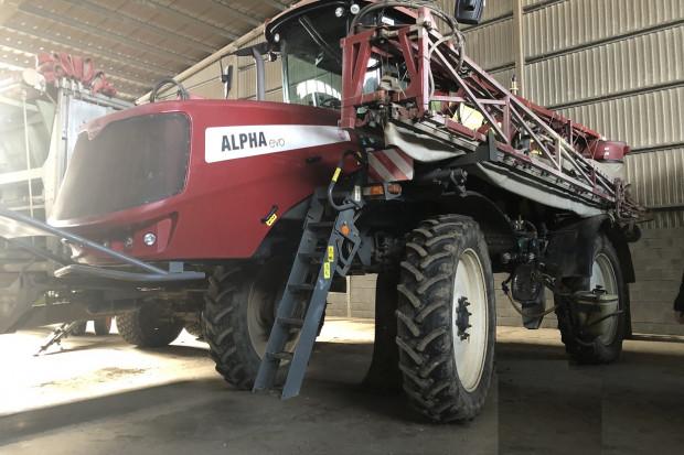 Ogłoszenie rolnicze: HARDI 4100 EVO TWIN FORCE - GPS - AUTOPILOT - 30 M - 2012 ROK