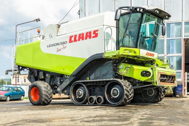 Ogłoszenie rolnicze: CLAAS LEXION 580 TT - MERCEDES 652 KM - 2006 + CORN POWER 8-70 CM - 2012