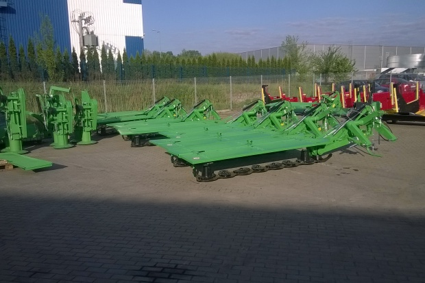 Ogłoszenie rolnicze: Kosiarka dyskowa TALEX KOWALSKI 2,1 m/2,5m/2,8m/3,2m przód,tył