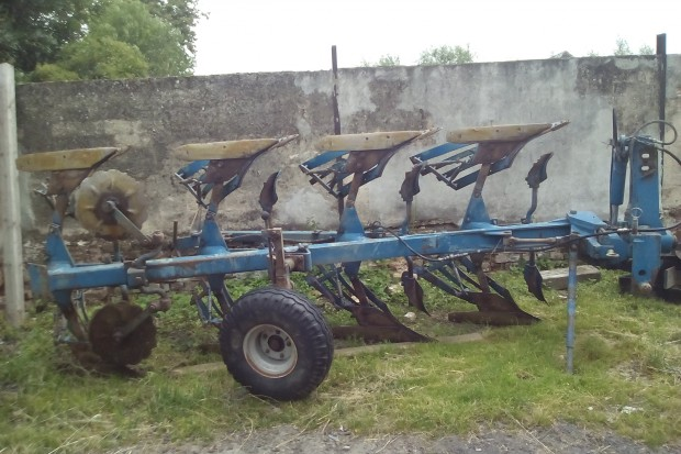 Ogłoszenie rolnicze: Plug Obrotowy Rabewerk