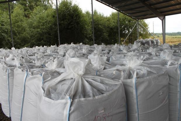 Ogłoszenie rolnicze: Pellety, brykiety slonecznikowe 200 zl/tona + makuch rzepakowy, sojowy