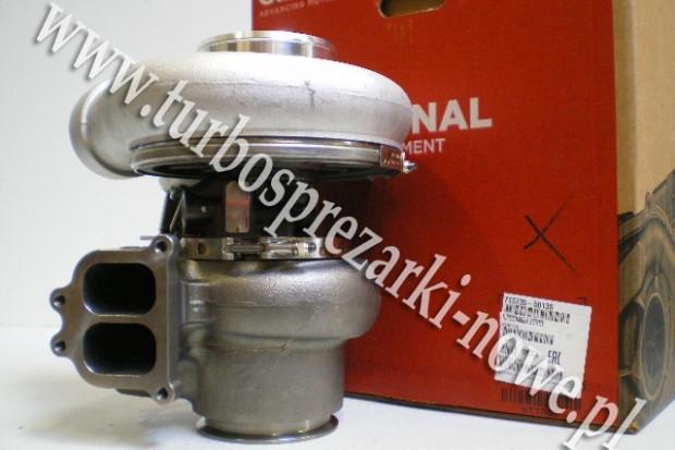 Ogłoszenie rolnicze: Scania - Turbosprężarka GARRETT 15.6 715735-5015S /  715735-