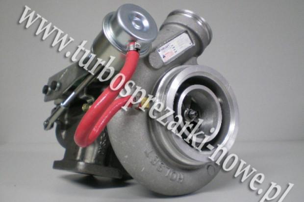 Ogłoszenie rolnicze: MAN - Turbosprężarka HOLSET  4033133 /  4035309 /  4035330 /  4033133H
