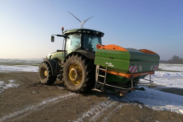 Ogłoszenie rolnicze: Usługi ZACHODNIOPOMORSKIE