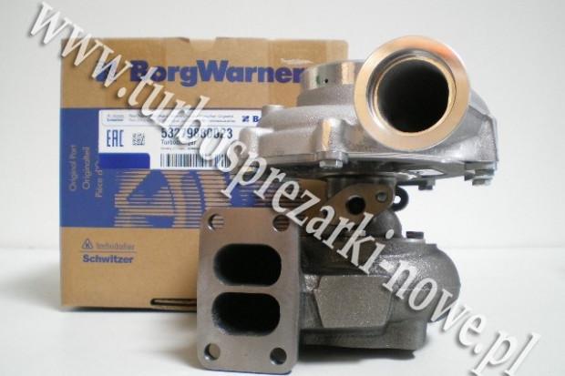 Ogłoszenie rolnicze: Turbosprężarka BorgWarner KKK  53279887187 /  53279707187 /  532797000