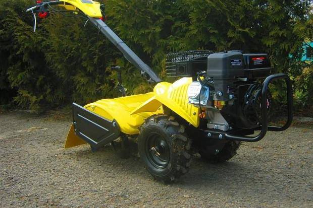 Ogłoszenie rolnicze: Glebogryzarka, traktorek jednoosiowy gardenpro 6,5 kM