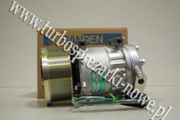 Ogłoszenie rolnicze: Sprężarki klimatyzacji - Sprężarka klimatyzacji oryginał SANDEN  SD7H1