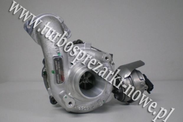 Ogłoszenie rolnicze: Peugeot - Turbosprężarka GARRETT 1.6 784011-0005 /  784011-5