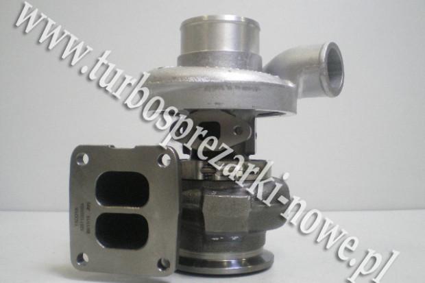 Ogłoszenie rolnicze: John-Deere - Turbosprężarka SCHWITZER  318615 /  174735 /  318570 /  4