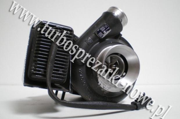 Ogłoszenie rolnicze: Case-IH - Turbosprężarka BorgWarner KKK 6.7 12709700119 /  1