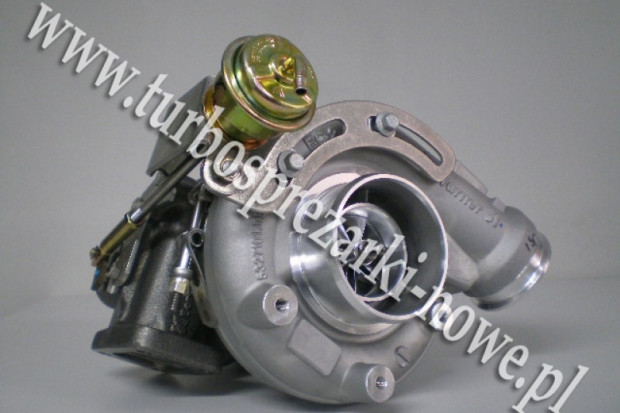 Ogłoszenie rolnicze: Turbosprężarka BorgWarner KKK - Deutz -  7.2 12709880017 /  1270970001
