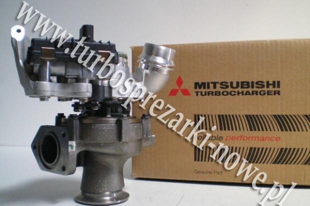 Ogłoszenie rolnicze: BMW - Turbosprężarka MITSUBISHI 2.0 TDI 49335-00500 /  49335