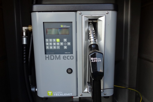 Ogłoszenie rolnicze: Dystrybutor do paliwa ON- system kontroli tankowań