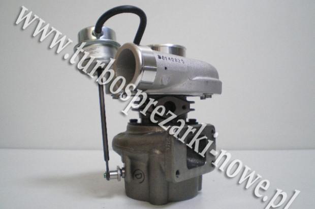 Ogłoszenie rolnicze: JCB - Turbosprężarka GARRETT 4.4 762932-5006S /  762932-5006