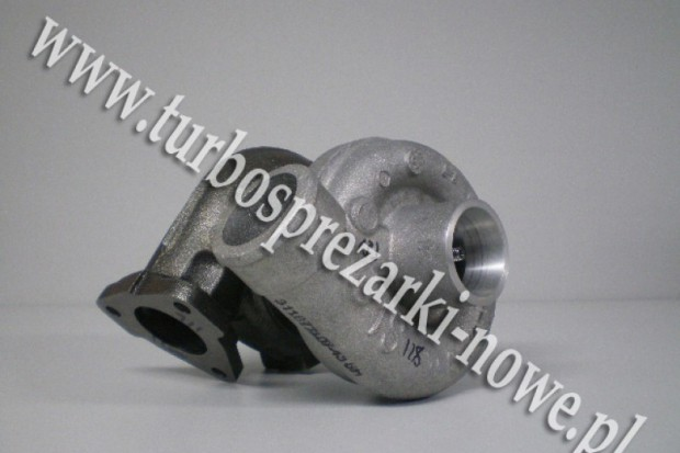 Ogłoszenie rolnicze: Turbosprężarka BorgWarner KKK - Deutz -  6.6 12749880001 /  1274970000