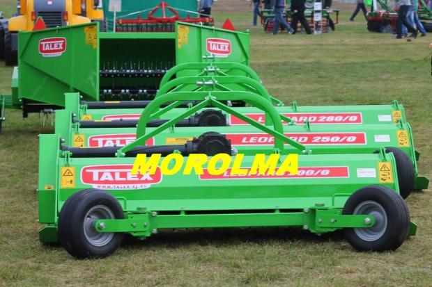 Ogłoszenie rolnicze: Rozdrabniacz bijakowy mulcher LOPARD TALEX  KOSIARKA BIJAKOWA