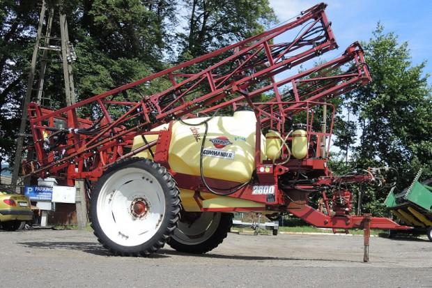 Ogłoszenie rolnicze: OPRYSKIWACZ HARDI COMMANDER 2800 - 24 M - 2005 ROK