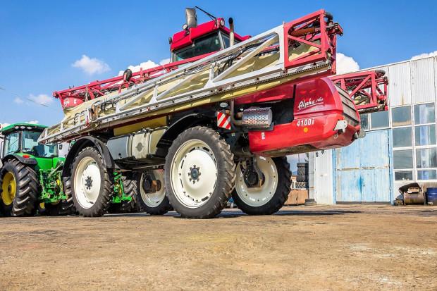 Ogłoszenie rolnicze: HARDI 4100 TWIN FORCE - GPS - TRIMBLE CFX 750 - 36 M - 2008 ROK