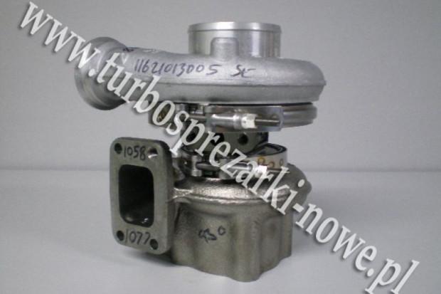 Ogłoszenie rolnicze: Deutz Fahr - Turbosprężarka BorgWarner KKK  11589880007 /  1