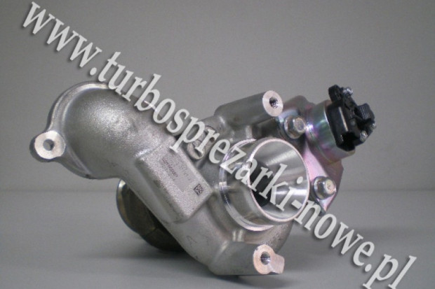 Ogłoszenie rolnicze: Citroen - Turbosprężarka MITSUBISHI 1.6 HDi 49E90-91000 /  4