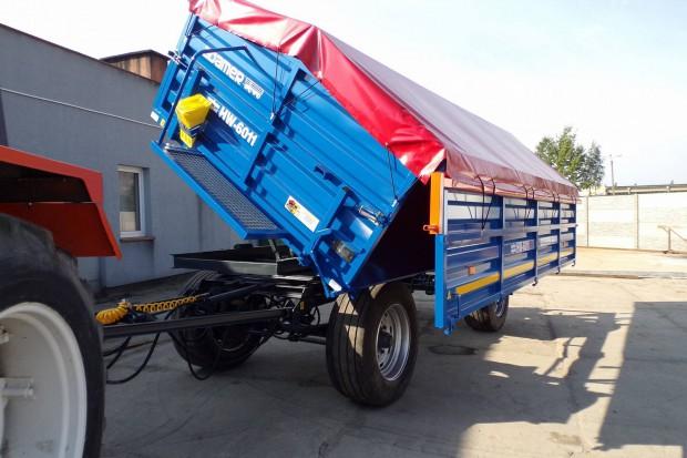 Ogłoszenie rolnicze: Zabudowa Hl 6011 Hw 8011 Adamer Koronowo