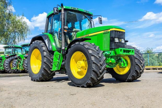 Ogłoszenie rolnicze: JOHN DEERE 6810 PREMIUM - POWER QUAD - TLS - 2001 ROK