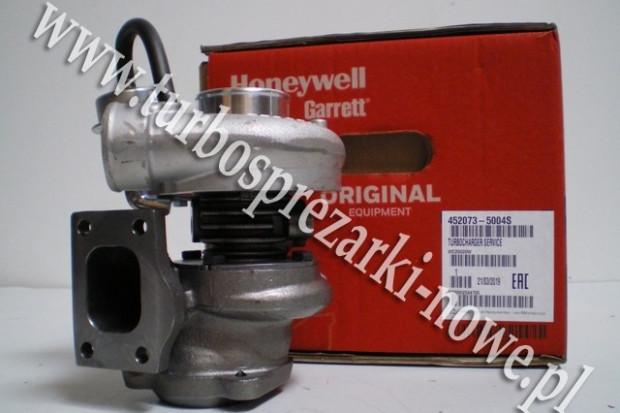 Ogłoszenie rolnicze: Perkins - JCB - Turbosprężarka GARRETT 4.0 452073-0001 /  45