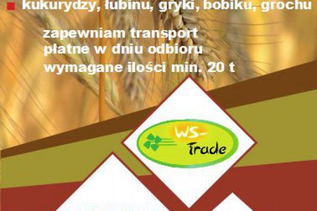 Ogłoszenie rolnicze: Skup zbóż.