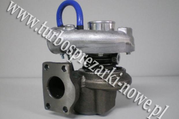 Ogłoszenie rolnicze: JCB - Turbosprężarka GARRETT 4.0 727266-5002S /  727266-2 /  727266-00