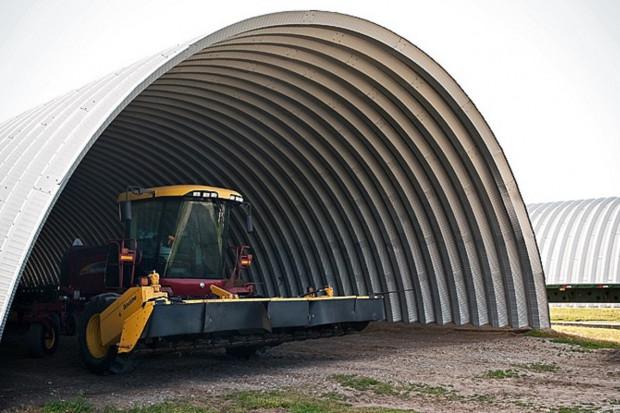 Ogłoszenie rolnicze:  HALA stalowa łukowa tunelowa magazynowy 10,8 x 60