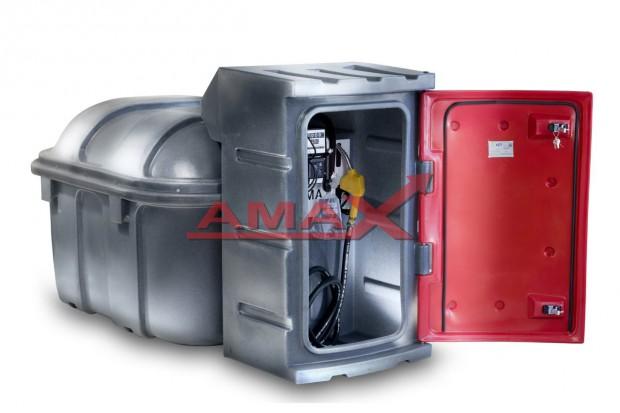 Ogłoszenie rolnicze: Zbiornik na paliwo 1500 litrów CPN diesel stacja paliw olej napędowy AMAX