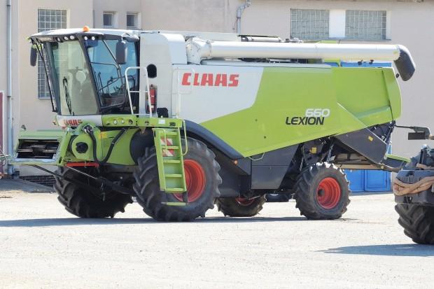 Ogłoszenie rolnicze: CLAAS LEXION  660 - V750 - 815 h