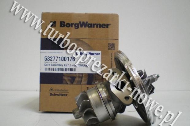 Ogłoszenie rolnicze: Ford - Nowy rdzeń CHRA BorgWarner KKK  53277100176 /  5327 7
