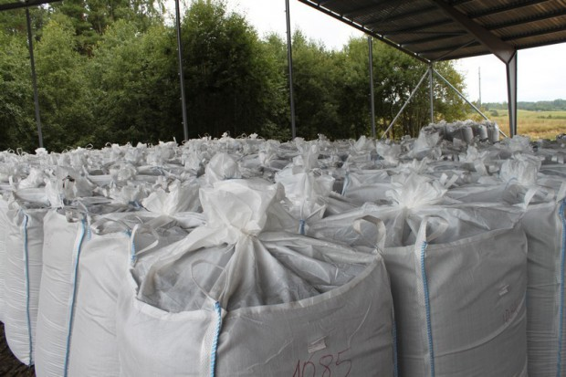 Ogłoszenie rolnicze: Ukraina. Pellety, brykiety slonecznikowe w atrakcyjnej cenie, EXW 190 zl/tona