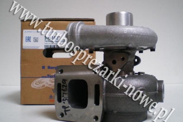 Ogłoszenie rolnicze: Deutz - Turbosprężarka SCHWITZER 4.8 318041 /  318102 /  317