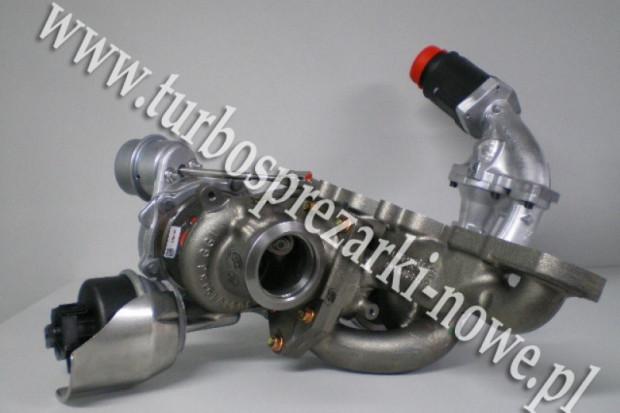 Ogłoszenie rolnicze: VW - Turbosprężarka BorgWarner KKK 2.0 TDI 10009700027 /  10