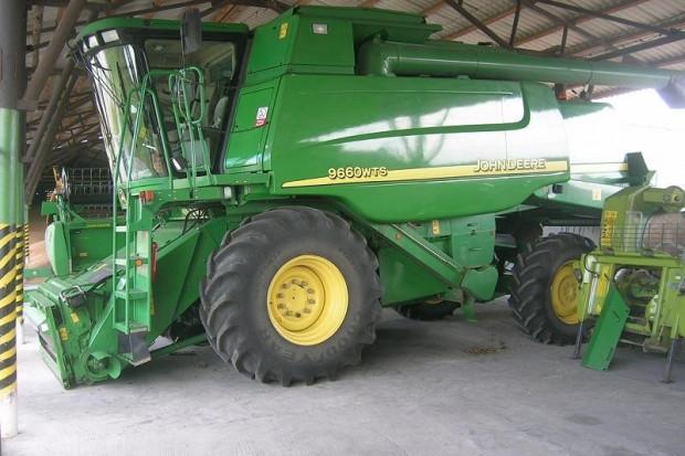 Ogłoszenie rolnicze: JOHN DEERE 9660 WTS - 2002 ROK
