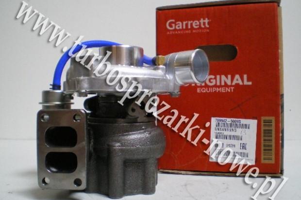 Ogłoszenie rolnicze: Caterpillar - Turbosprężarka GARRETT 6.0 709942-5001S /  709