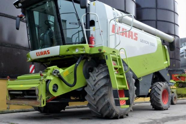Ogłoszenie rolnicze: CLAAS LEXION 550 - 2007 ROK - C750