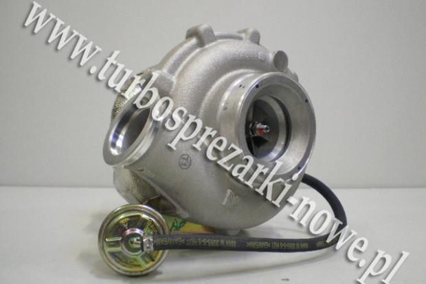 Ogłoszenie rolnicze: MAN - Turbosprężarka BorgWarner KKK 10.5 53269700012 /  5326