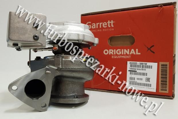 Ogłoszenie rolnicze: Ford - Turbosprężarka GARRETT 3.2 812971-5002S /  812971-000