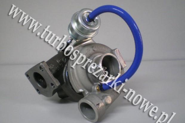 Ogłoszenie rolnicze: Turbosprężarka GARRETT - JCB -  4.0 727266-5001S /  727266-1 /  727266