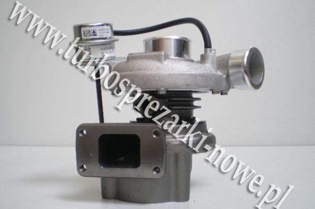 Ogłoszenie rolnicze: JCB - Turbosprężarka GARRETT 4.4 762932-5009S /  762932-5009