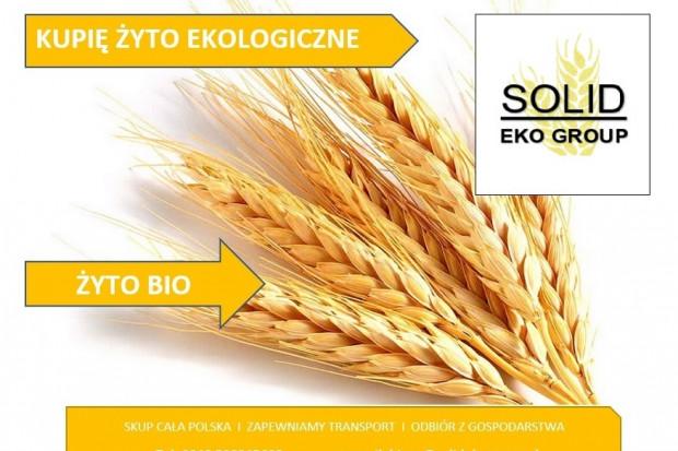 Ogłoszenie rolnicze: Żyto ekologiczne
