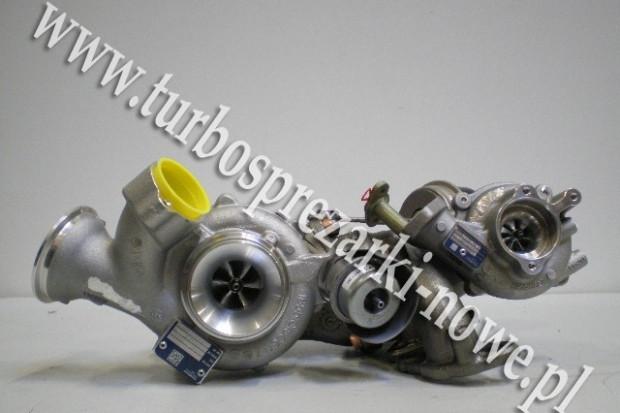 Ogłoszenie rolnicze: Volvo - Turbosprężarka BorgWarner KKK 2,0 L 10009700118 /  1