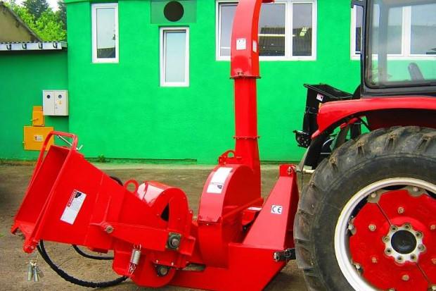 Ogłoszenie rolnicze: Rębak tarczowy BóBR92R: 4 noże tnące hydraulika, min 50kM
