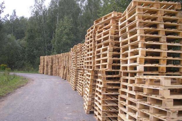 Ogłoszenie rolnicze: Ukraina.Skrzynie transportowe,opakowania euro,palety drewniane.Od 5 zl/szt