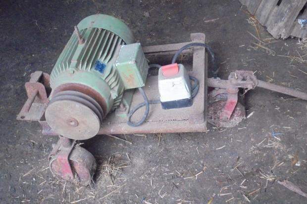 Ogłoszenie rolnicze: Silnik elektryczny